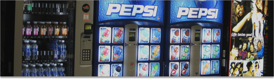 clearwater fl vending machines